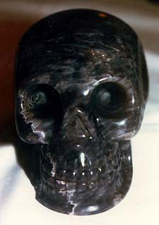 Загадочные хрустальные черепа