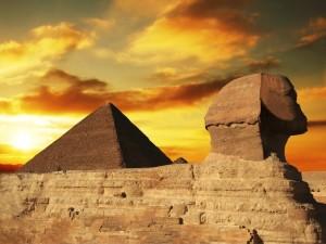Египетские пирамиды и их тайны
