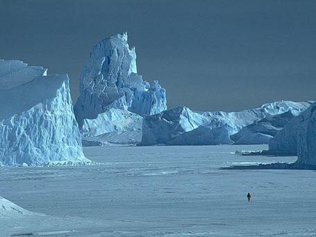Загадочное, НЛО, внеземно разум, Арктика