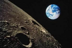 Германия, Луна, спутник, космос, НЛО, пришельцы