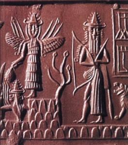Религия древних шумеров