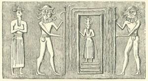 Боги Шумера