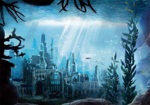 Поиски Атлантиды