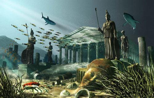 Пропавшая Атлантида