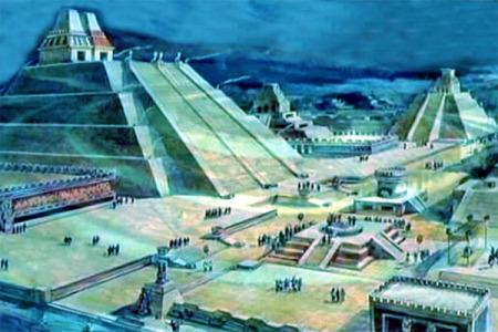 Затонувшая цивилизация
