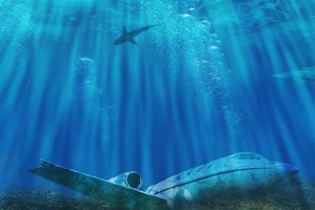 Тайна исчезновений самолетов в Бермудском треугольнике