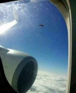 НЛО, Самолет, фотография