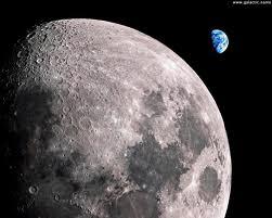 НЛО, Пришельцы, Луна, Развалины, Строения