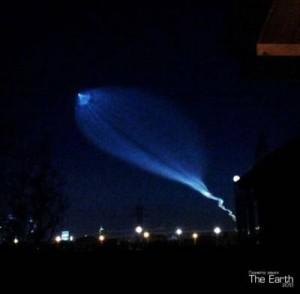 НЛО, Пришельцы, Казахстан, Загадочное явление, Фото