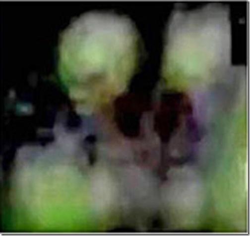 Случайно снятые пришельцы фото