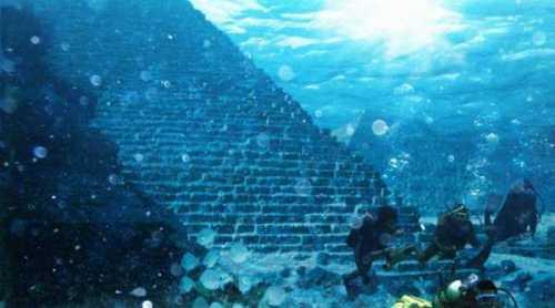 Загадки Атлантиды