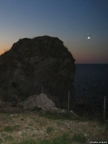 НЛО в Крыму