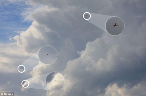 Наблюдения НЛО
