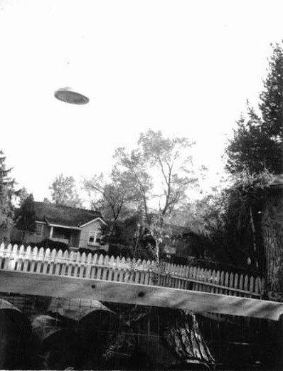 Фотографии НЛО в мире