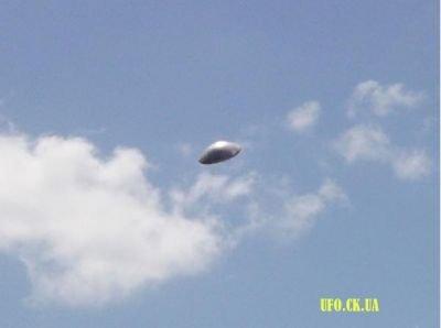 Фото неопознанных летающих объектов