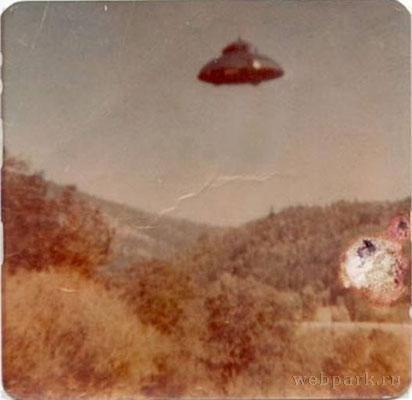 Реальные фото НЛО