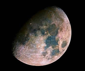 Луна - тайны и загадки