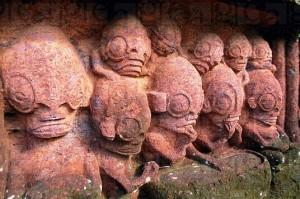 Нуку-хива во французской Полинезии