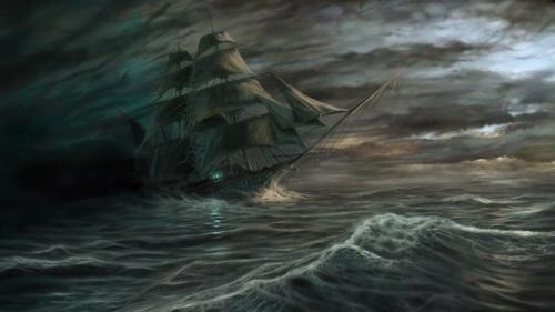 Корабль-фантом