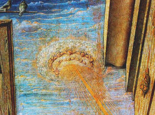 НЛО в средневековье