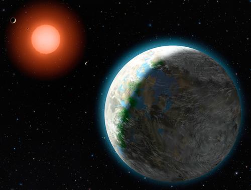 Найдена обитаемая планета