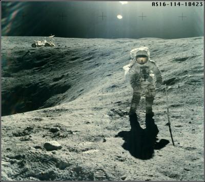 Пришельцы на Луне