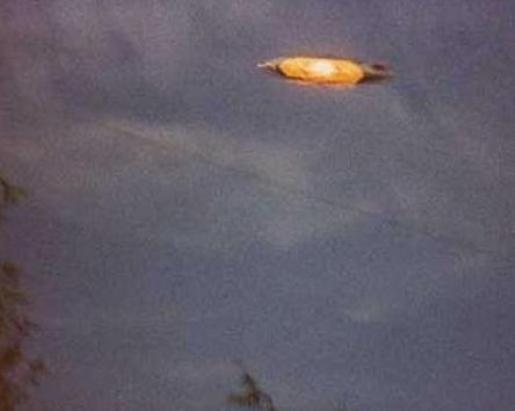Реальные встречи с НЛО