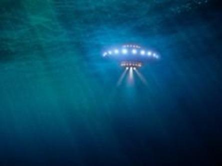 Неопознанные подводные объекты