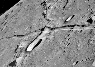 Странности на луне