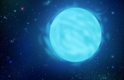Огромные звезды во Вселенной