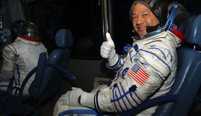 Астронавты и НЛО