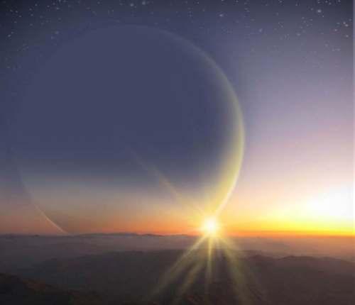 Новости экзопланеты