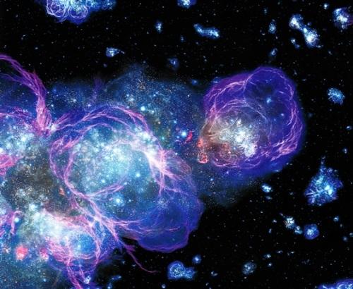 Гравитационные волны Вселенной
