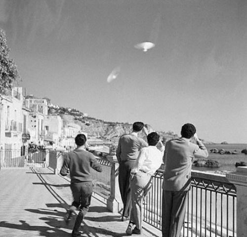 фото нло в небе, старые фотографии НЛО