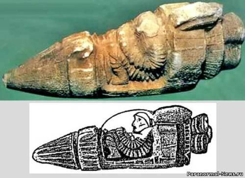 Загадочная находка древности