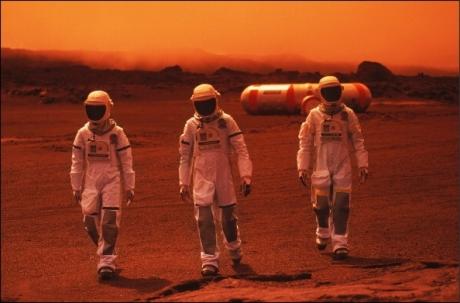Марс подземная жизнь