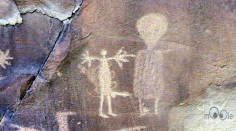 Первый контакт человека с инопланетянами