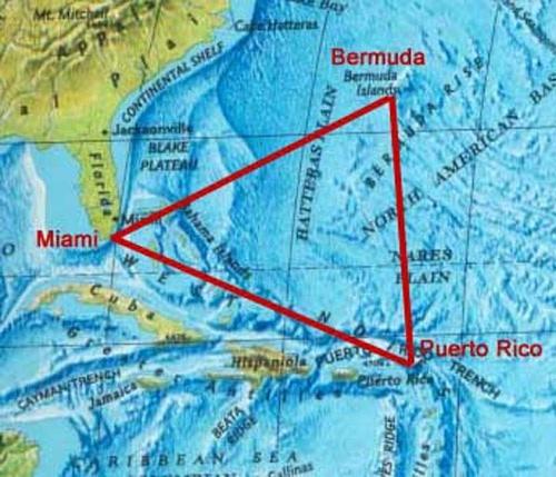 Тайна Бермудского треугольника