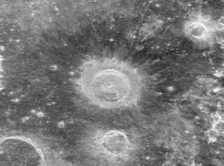 Море спокойствия Луна