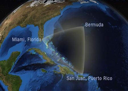 Излучение Бермудского треугольника