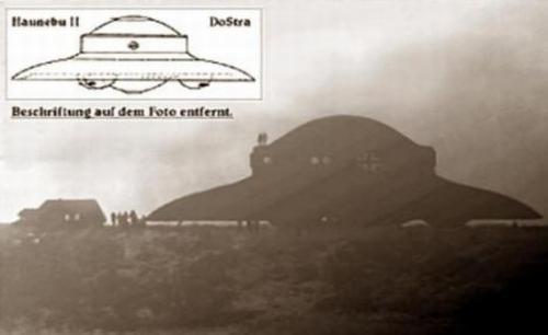 НЛО нацистской Германии
