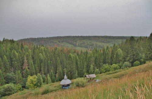 Таинственные места Украины