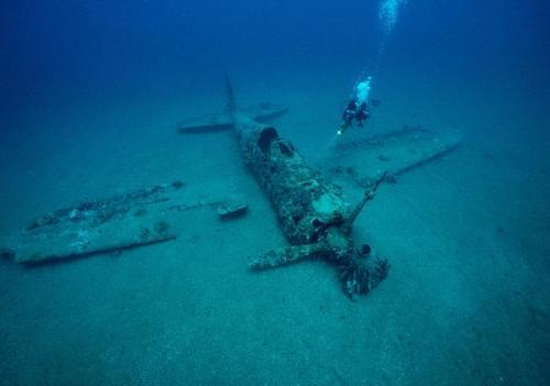 Исчезновение объектов в Бермудском треугольнике