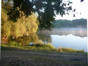 Cоледарское озеро