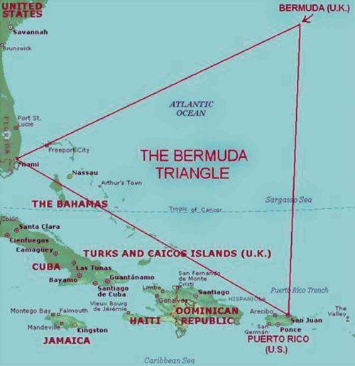 Тайны Бермудов