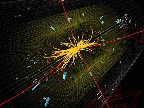 Частица Хиггса