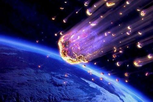 Падения астероидов