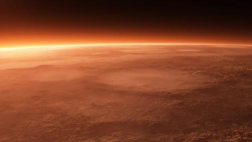 Загадочная находка на Марсе