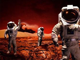 Освоение Марса уже начато