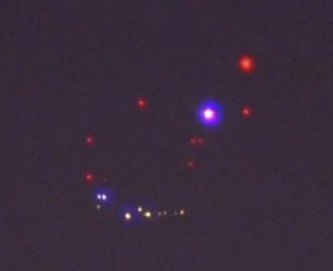 НЛО над Одессой